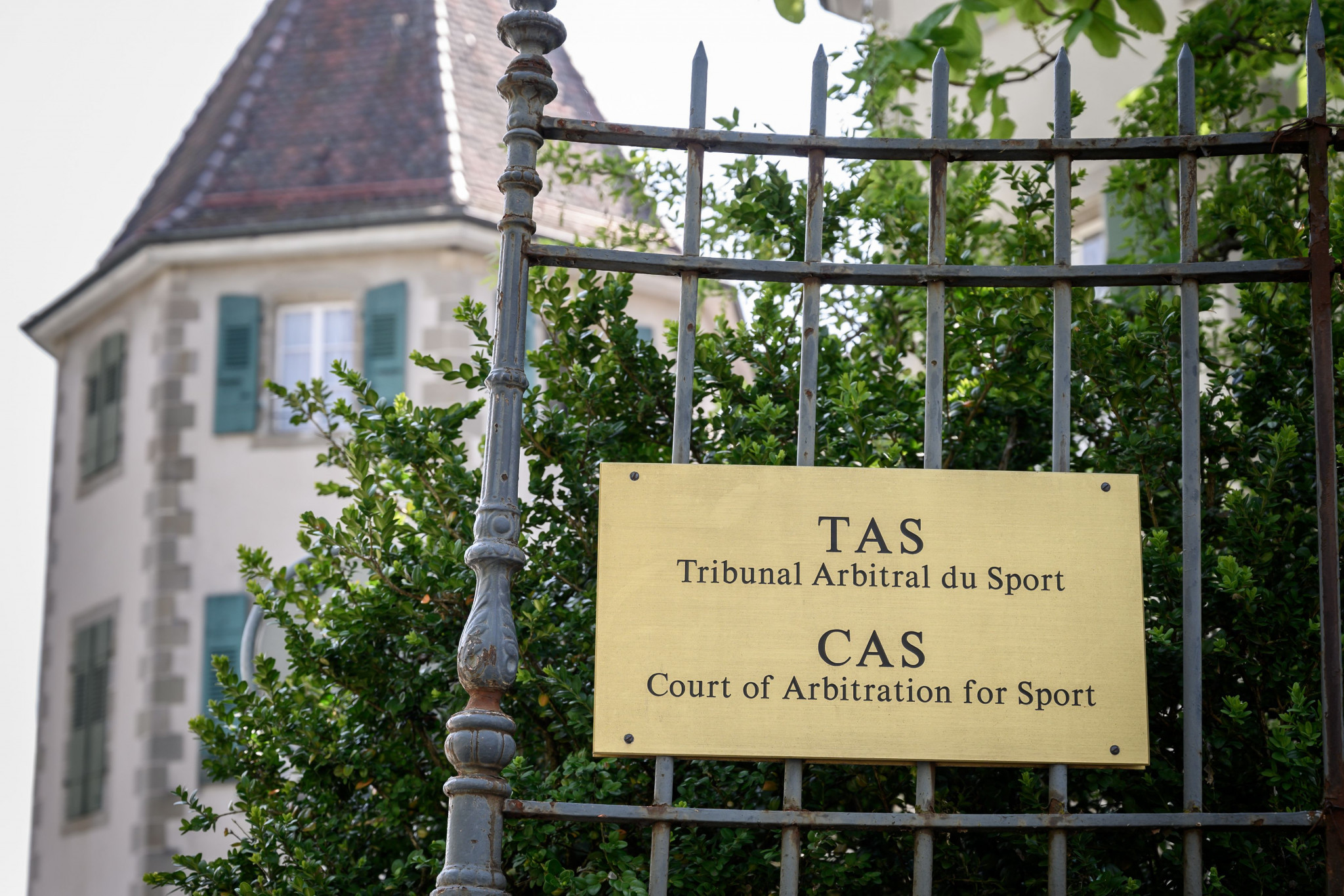 The case will be decided at the Court of Arbitration for Sport ©Getty Images