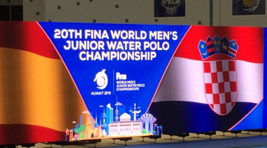 It's Serbia against Greece in tomorrow's final ©FINA