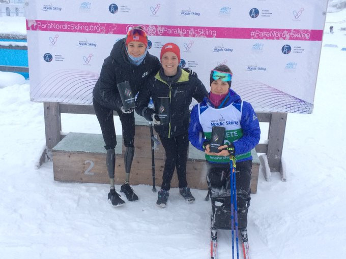 Gretsch completes biathlon clean sweep at World Para Nordic Skiing World Cup