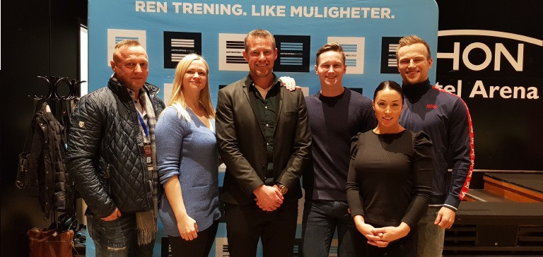 Norwegian Bodybuilding and Fitness Federation attend national anti-doping seminar