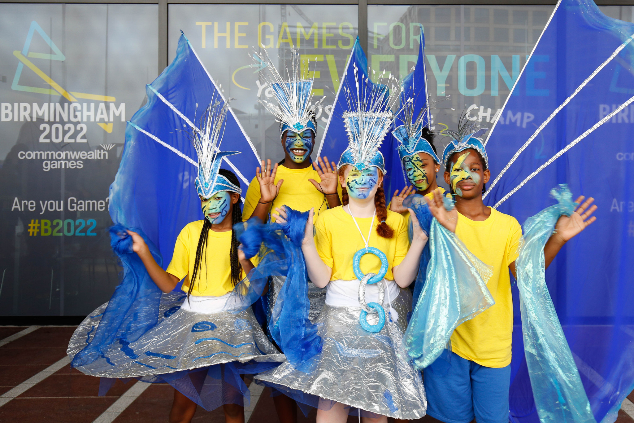 The 2022 Commonwealth Games in Birmingham is already having an impact on local communities ©Getty Images