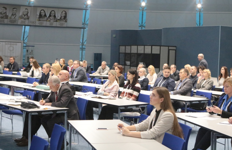 """Strategy for Success"" seminar a big success for Belarus NOC"