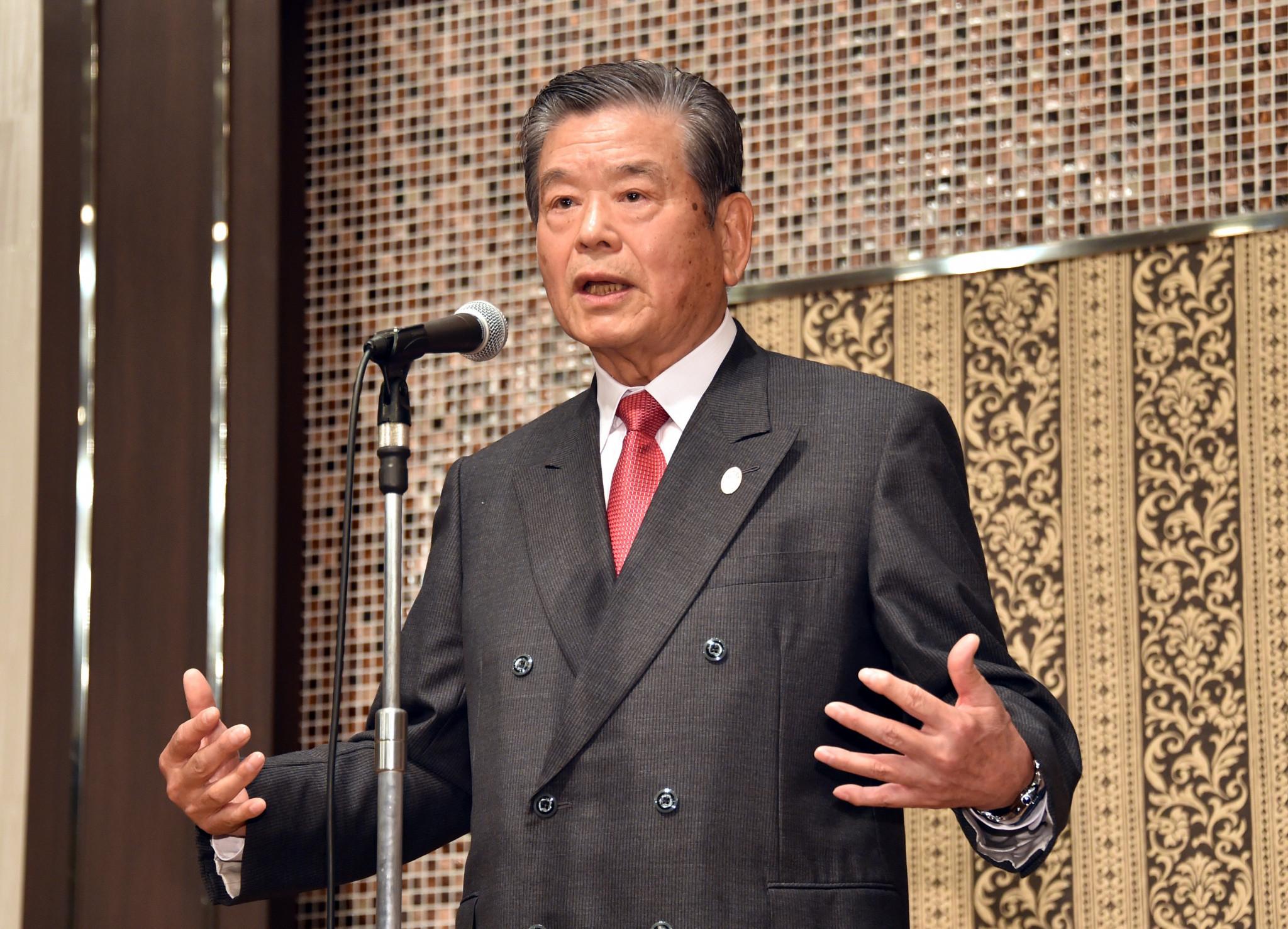 Former Japan Football Association President named head of Tokyo 2020 Athletes' Village