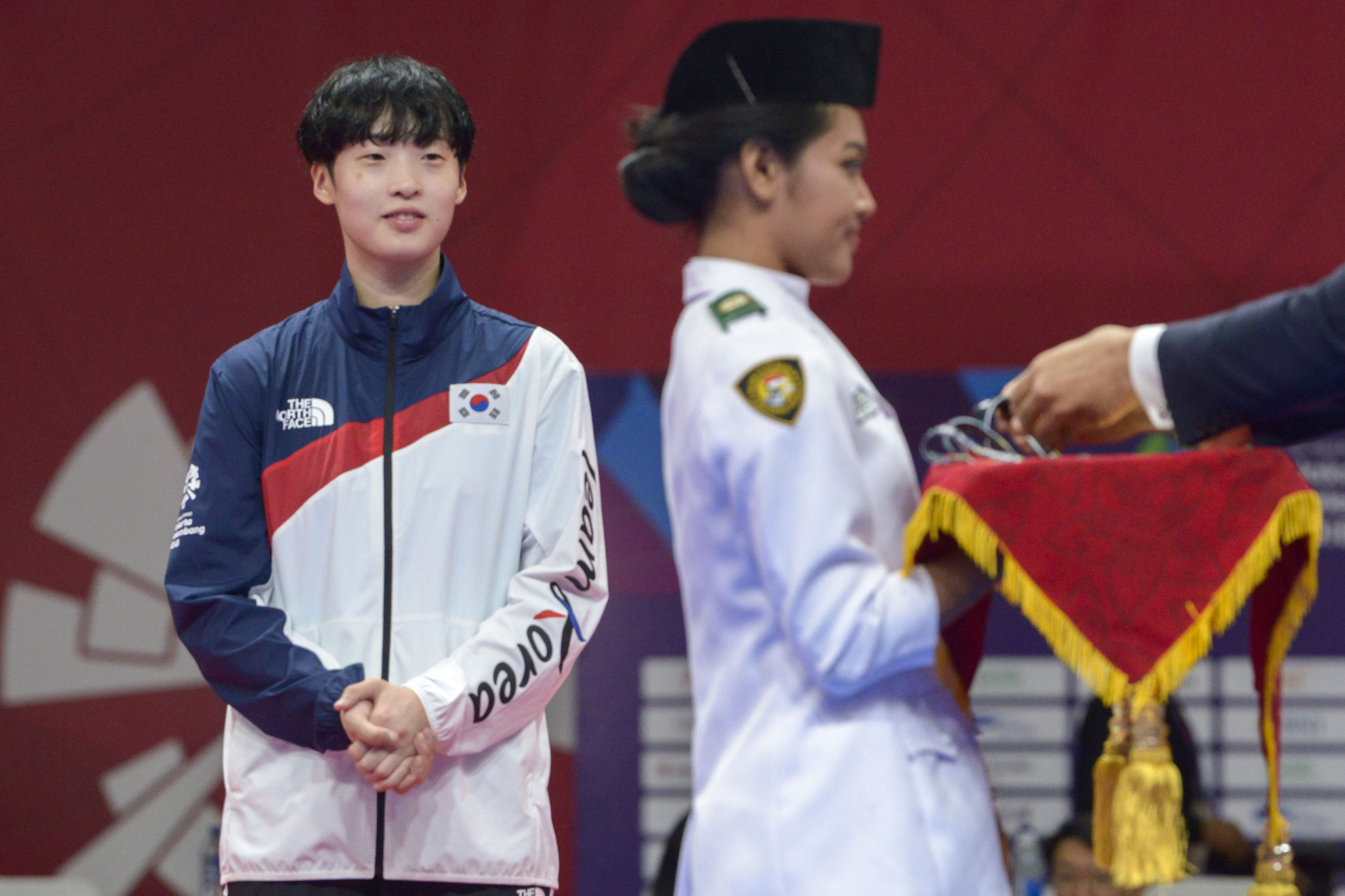 South Korea top medal standings at World Taekwondo Grand Slam Champions Series