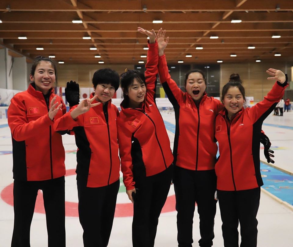 China beat Russia to men's and women's curling titles at Winter Deaflympics