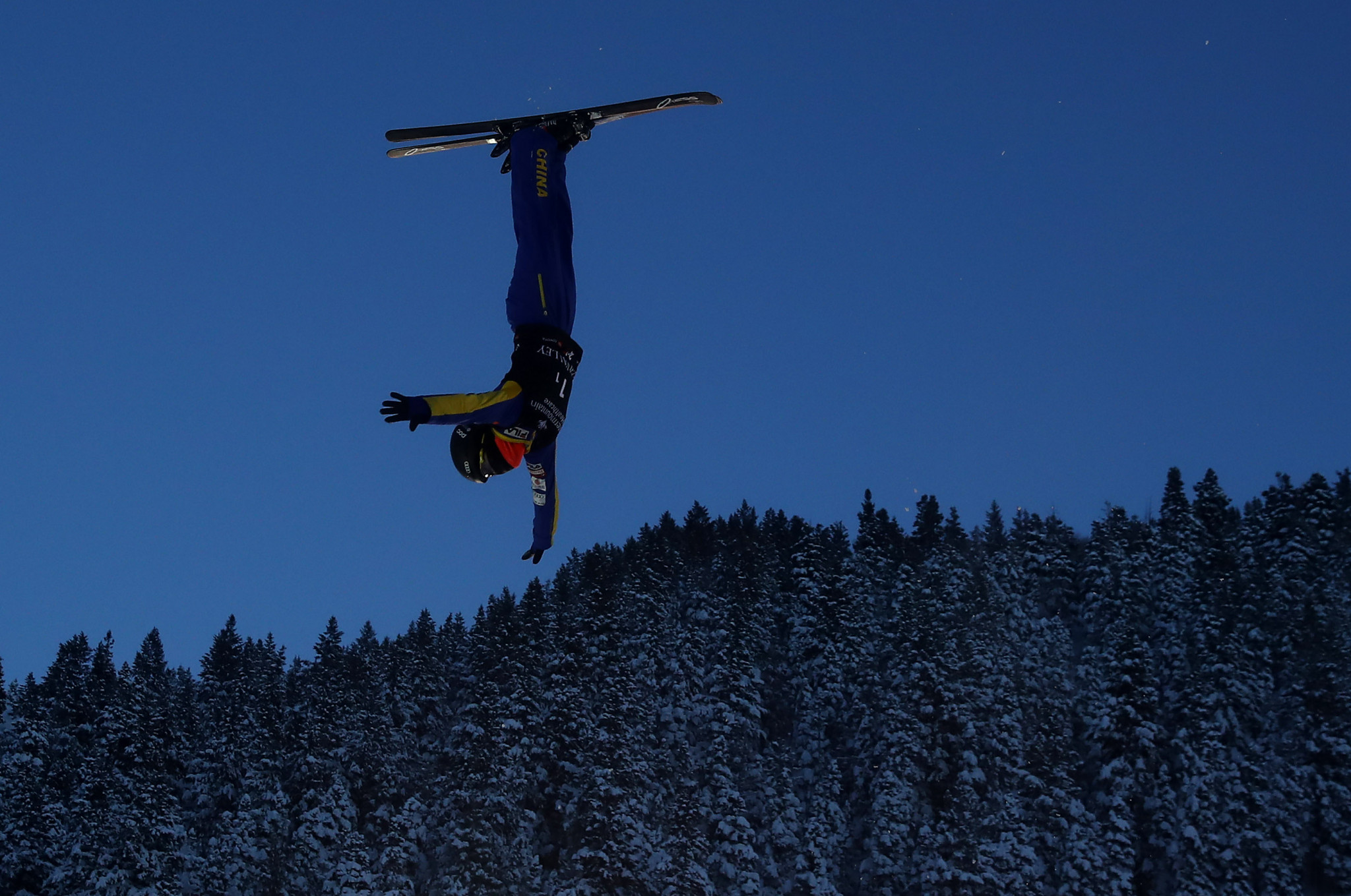 Freestyle Ski Aerials season set for takeoff in China