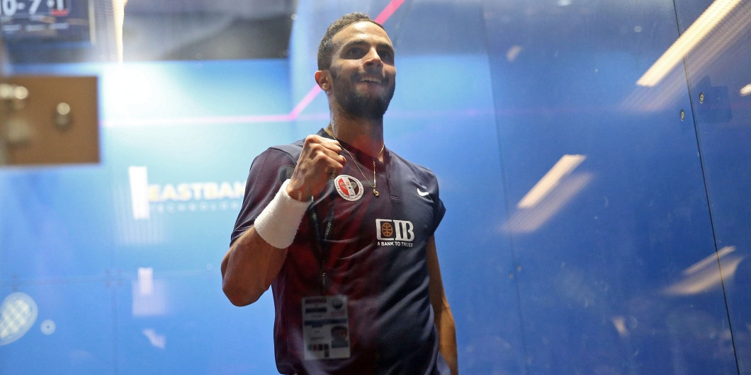 Egypt and England reach Men's World Team Squash Championship final