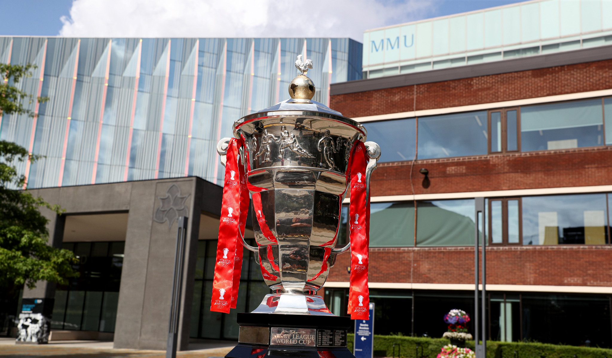 Rugby League World Cup organisers announce procurement experts as official supplier for 2021 tournament