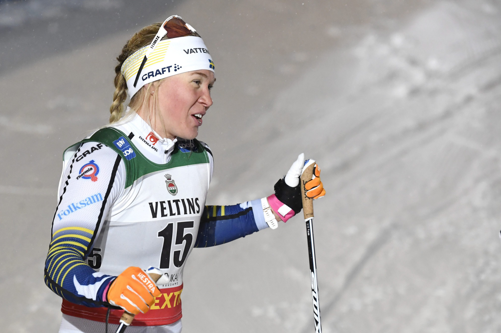 Sundling halts Nilsson hat-trick as wins FIS Cross-Country World Cup sprint in Planica