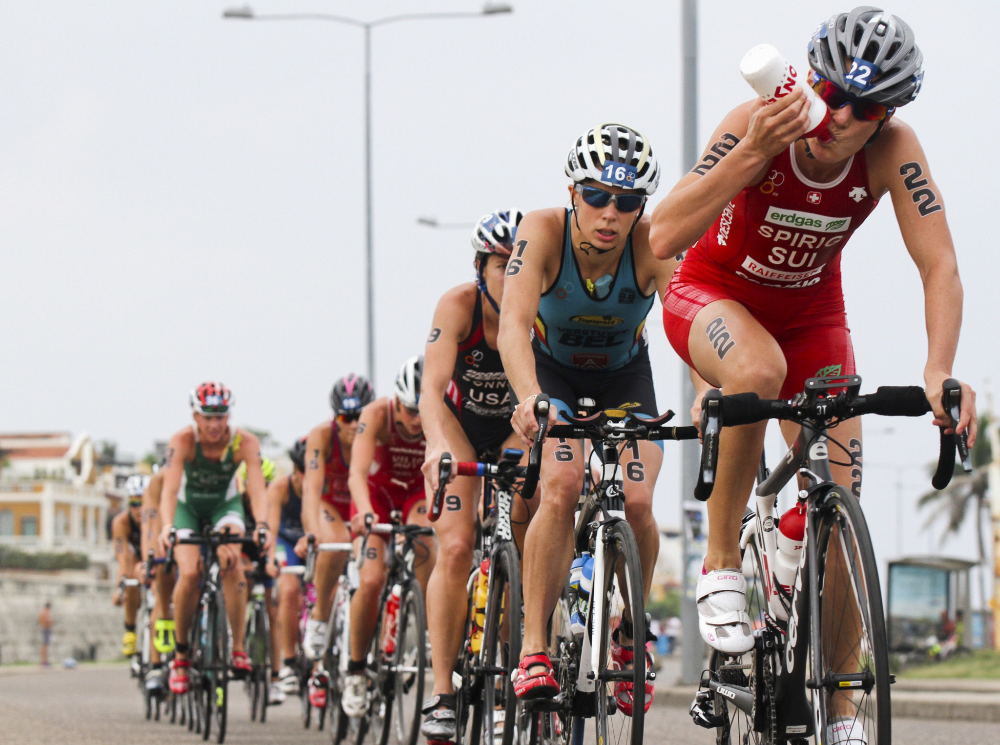 International Triathlon Union development programme targets Tokyo 2020 contenders