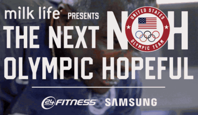 Team USA programme Next Olympic Hopeful to air as part of Christmas schedule
