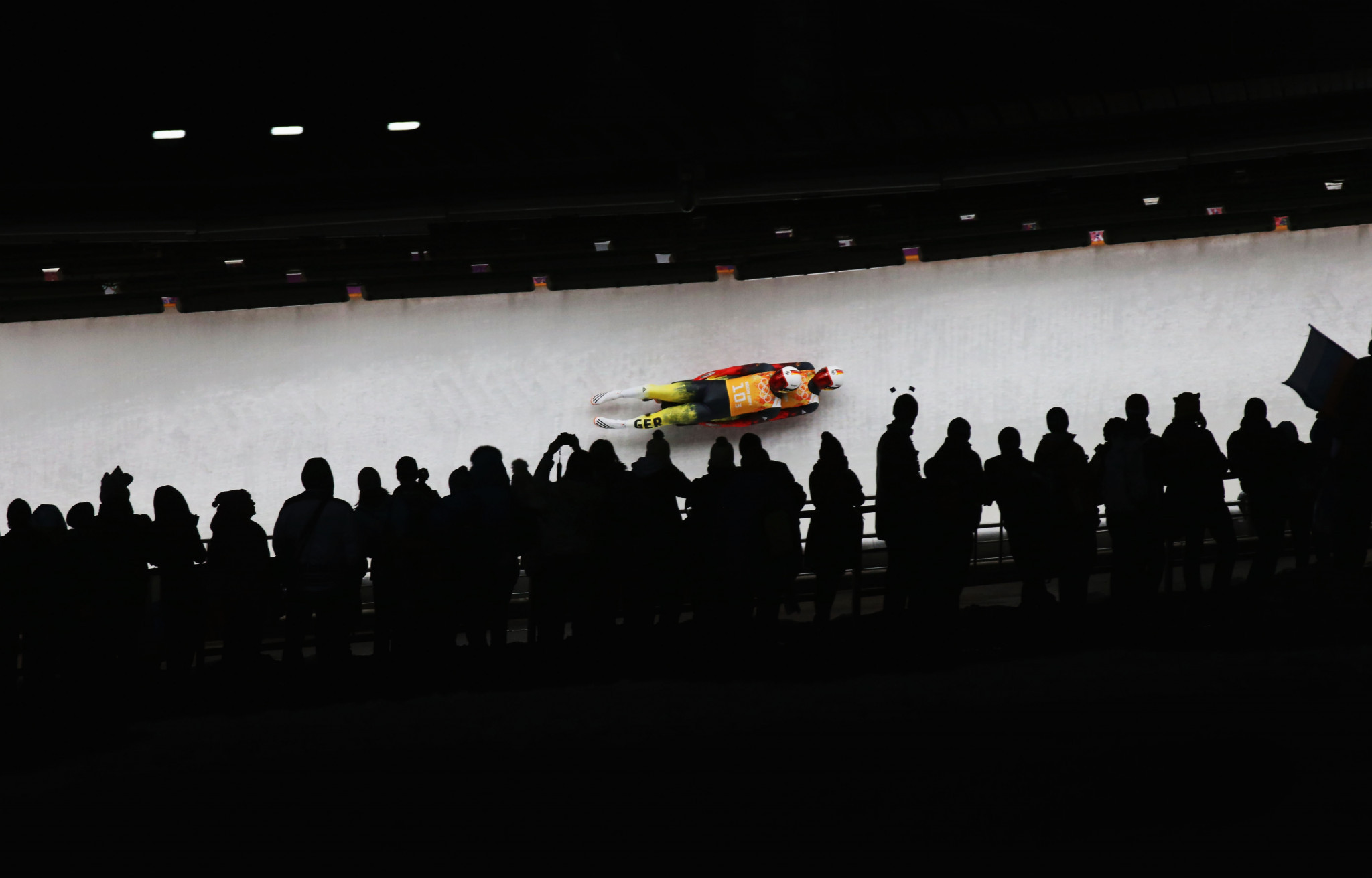 Sochi is set to host the 2020 Luge World Championships. despite Russia facing a World Anti-Doping Agency ban ©Getty Images