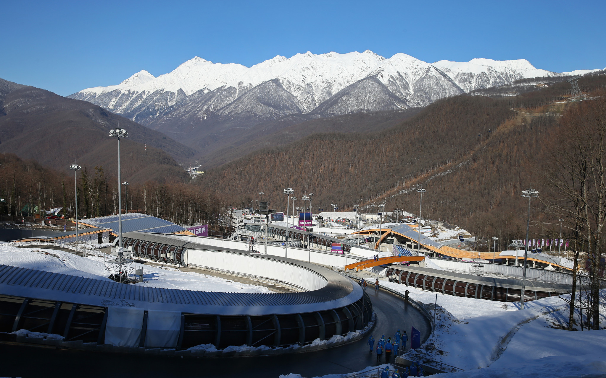 The Sanki Sliding Center will stage the 2020 Luge World Championships in February ©Getty Images