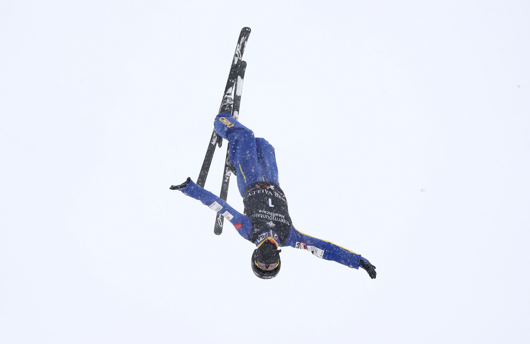 China's Qi and Xu make it back-to-back home wins at Aerials World Cup