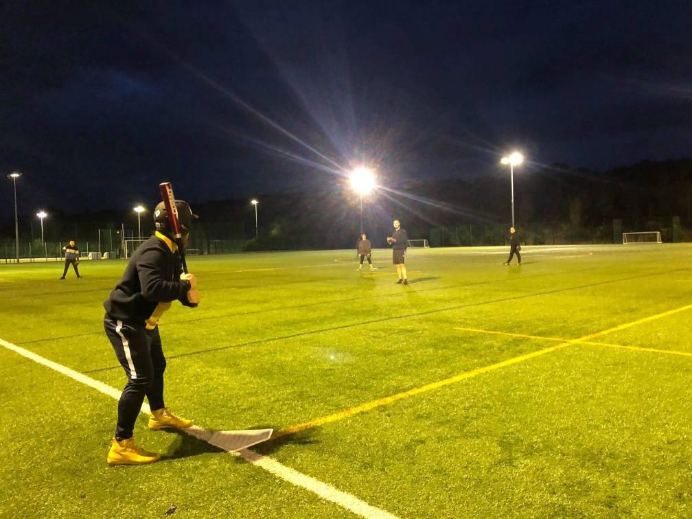 Baseball and softball are emerging sports in British universities ©BBUK