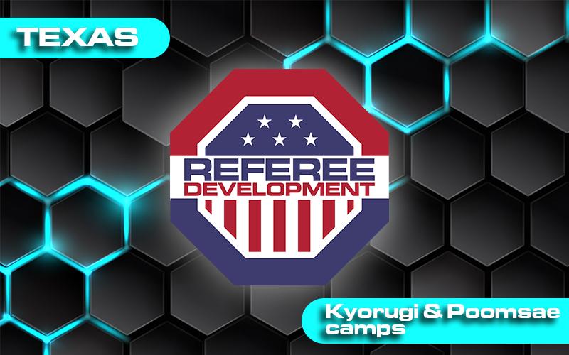 USA Taekwondo to hold referee development camps in Texas