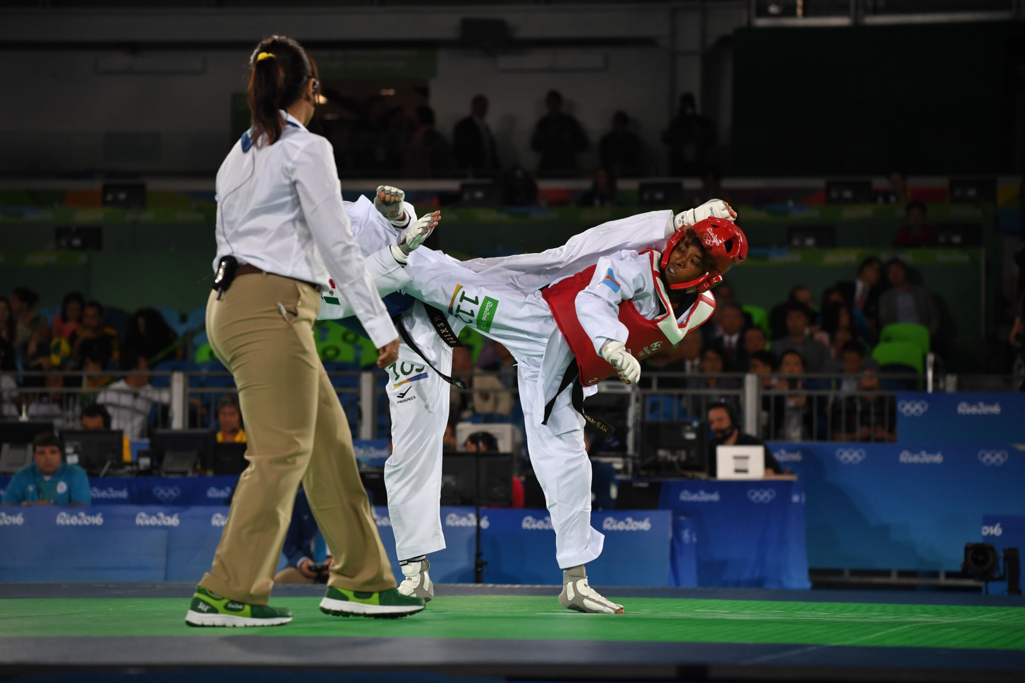 The camps will focus on kyorugi and poomsae referee development ©Getty Images