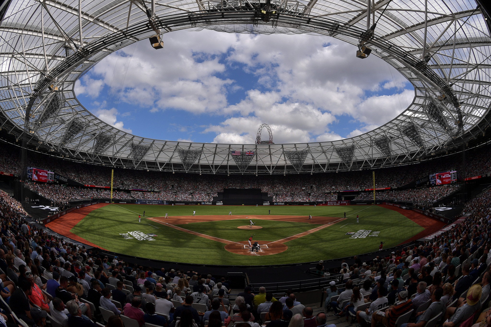 Major League Baseball's London Series boosts city's economy by £37 million
