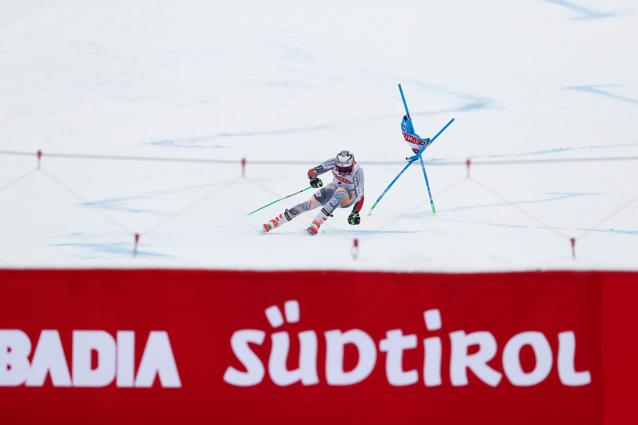 Kristoffersen claims first giant slalom victory of season at FIS Alpine Skiing World Cup