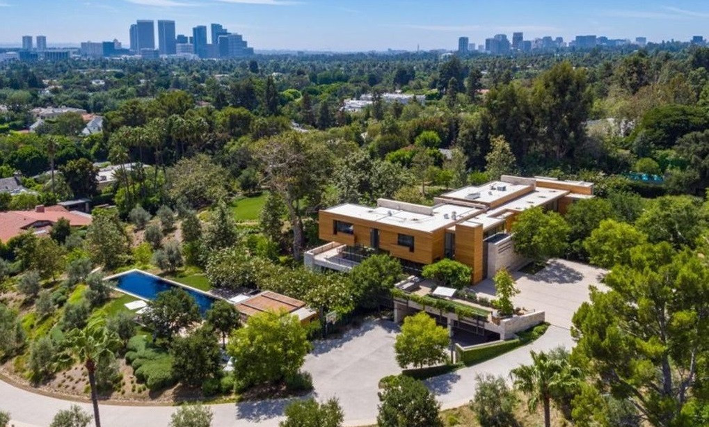 Los Angeles 2028 chairman puts house on market for $82.5 million