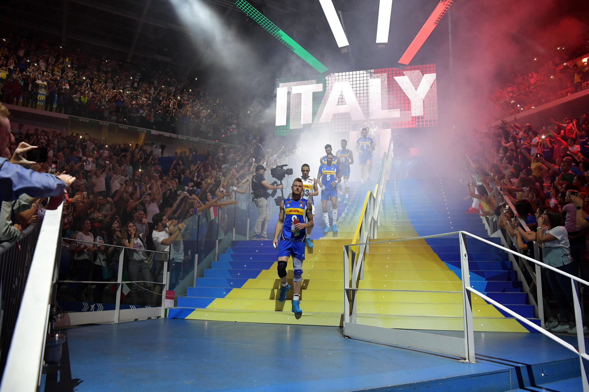 Turin to host 2020 Volleyball Nations League men's finals