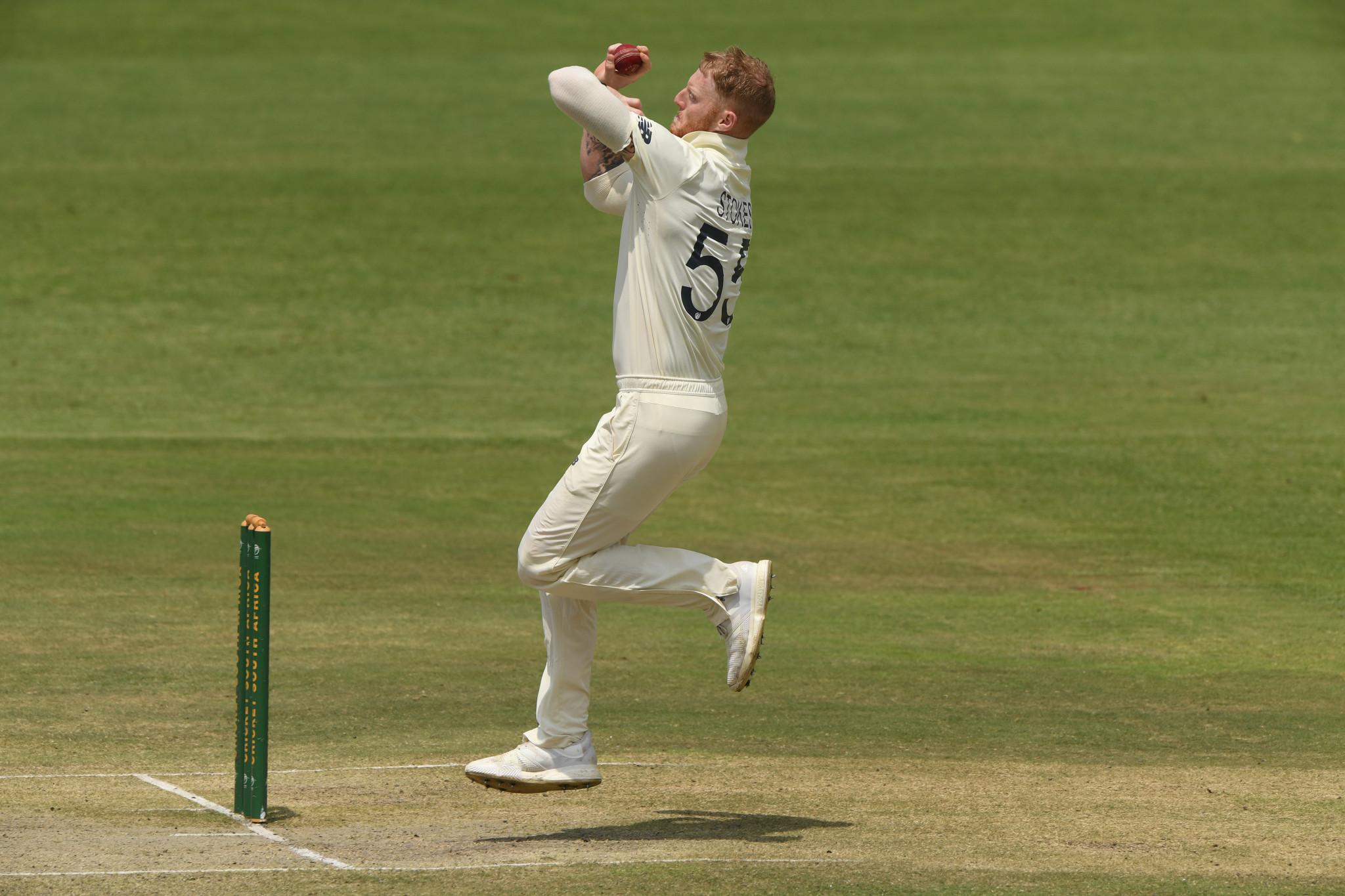 Ben Stokes won the main award at the BBC Sports Personality of the Year awards ©Getty Images