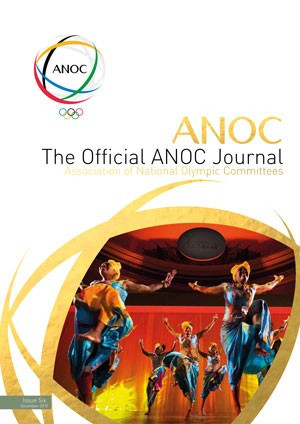 The Official ANOC Journal - Issue 6