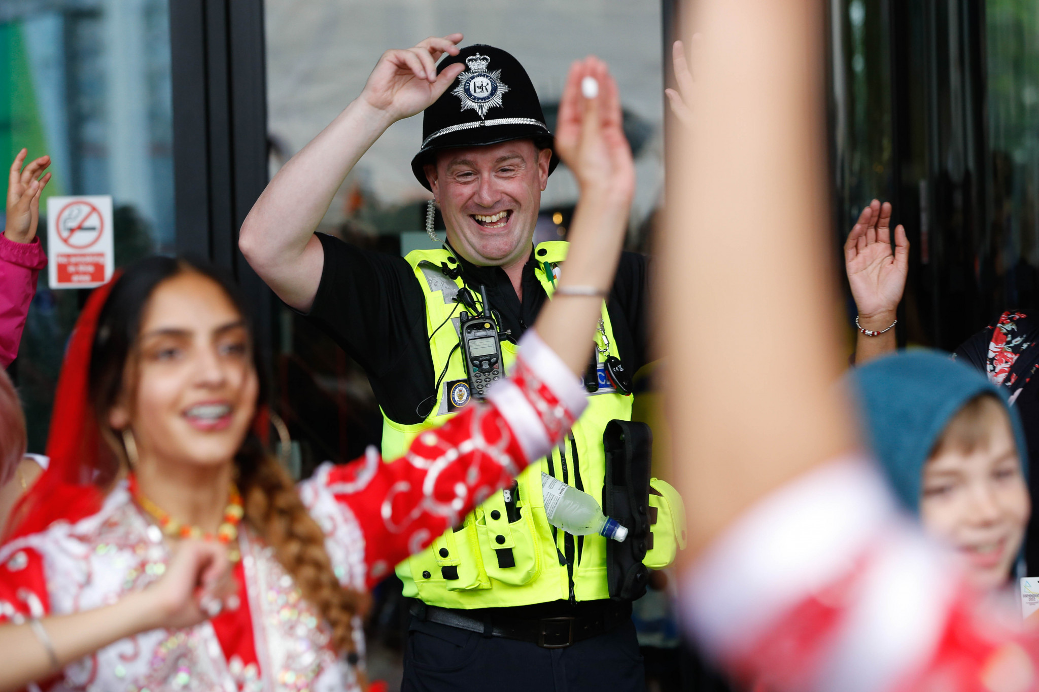 Police chief confident Birmingham 2022 needs fewer officers than previous Commonwealth Games