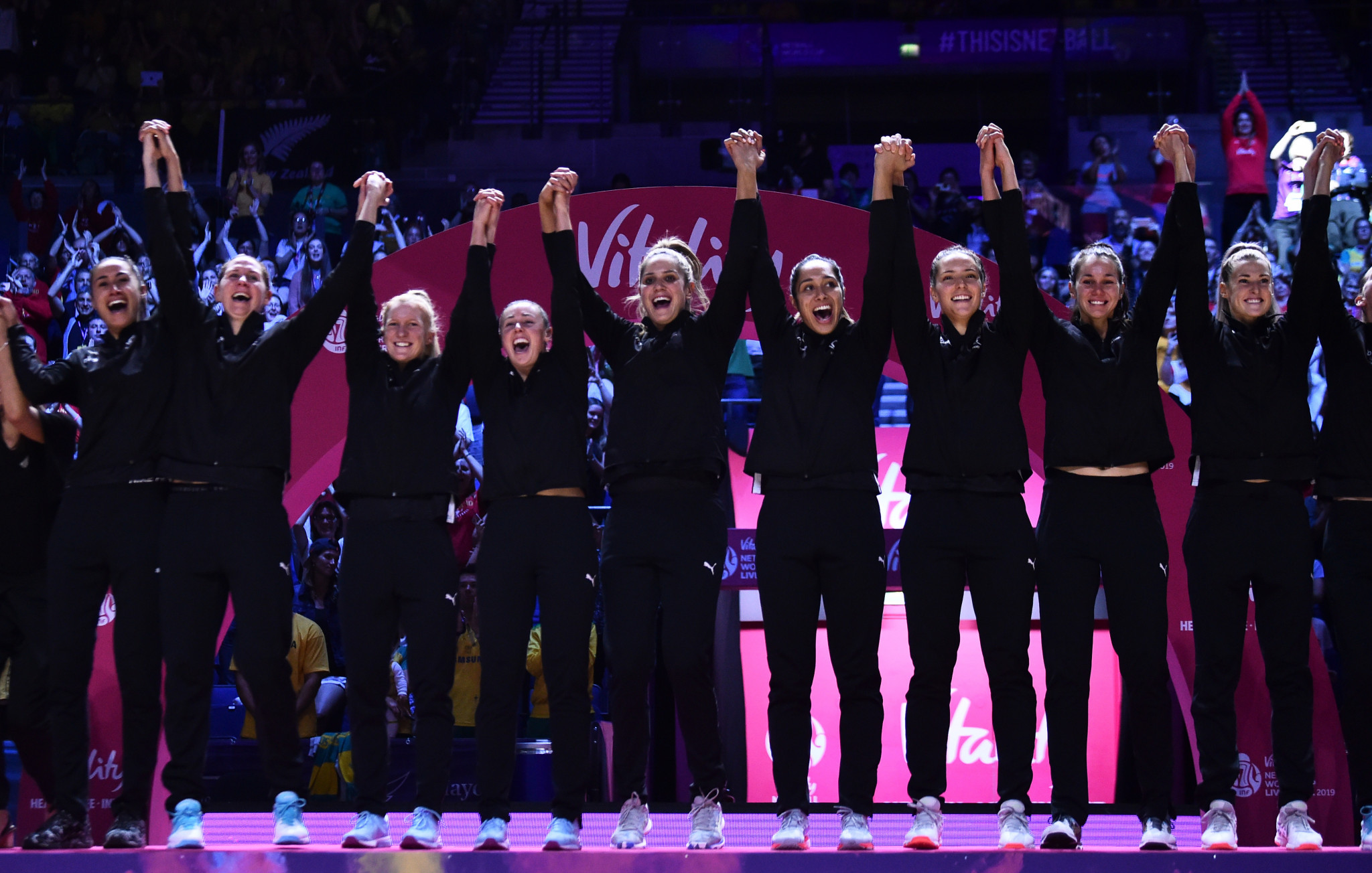 New Zealand triumphed at this year's Netball World Cup ©Getty Images