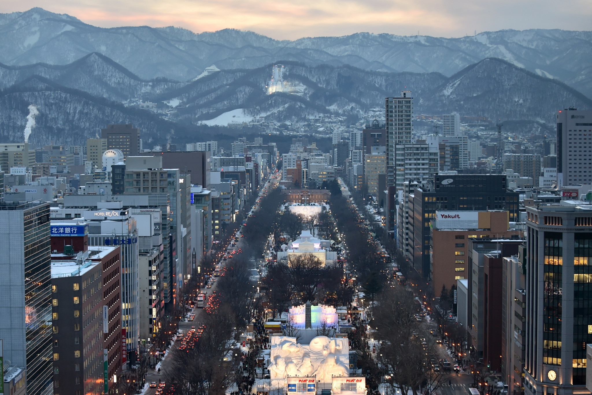 Sapporo set to enter race to host 2030 Winter Olympic and Paralympic Games
