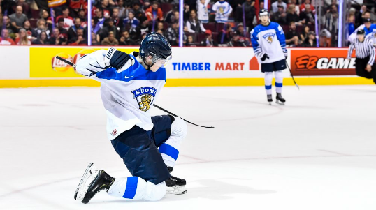 Finland out to defend title at IIHF World Junior Championship