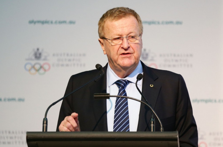AOC President accuses Australian Senate of failing to support battle against doping