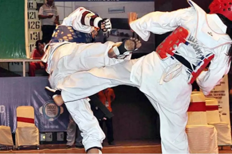 More than 150 competitors take part in third Pakistan Para Taekwondo Championship