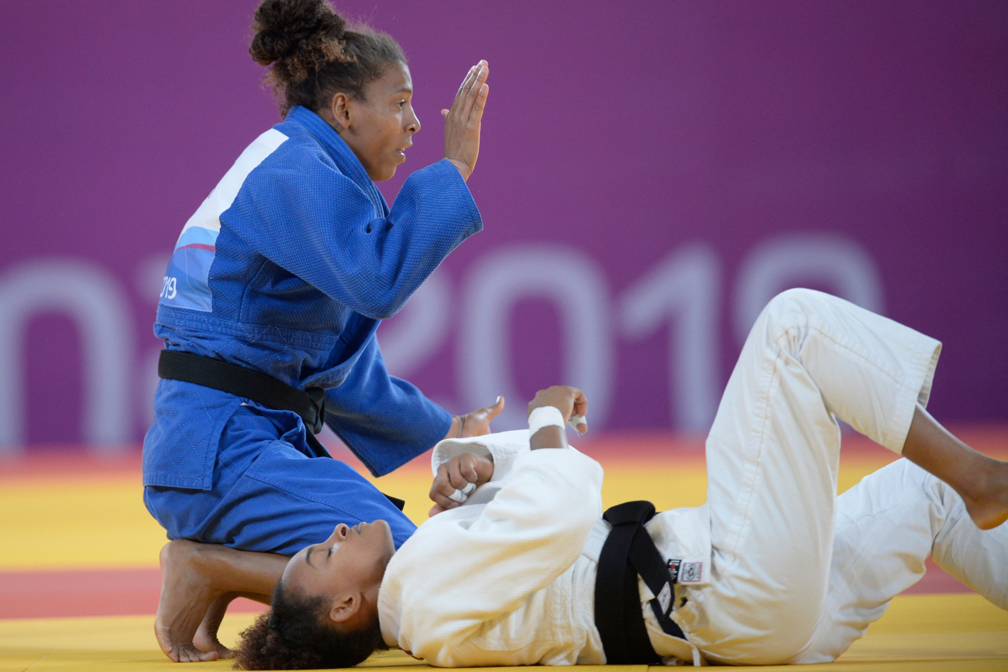 Olympic champion Rafaela Silva was stripped of her Lima 2019 judo gold medal in September ©Getty Images