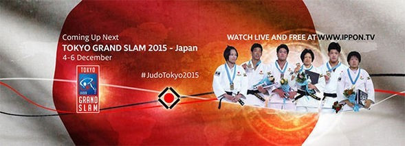 Tokyo Grand Slam to bring down curtain on 2015 World Judo Tour