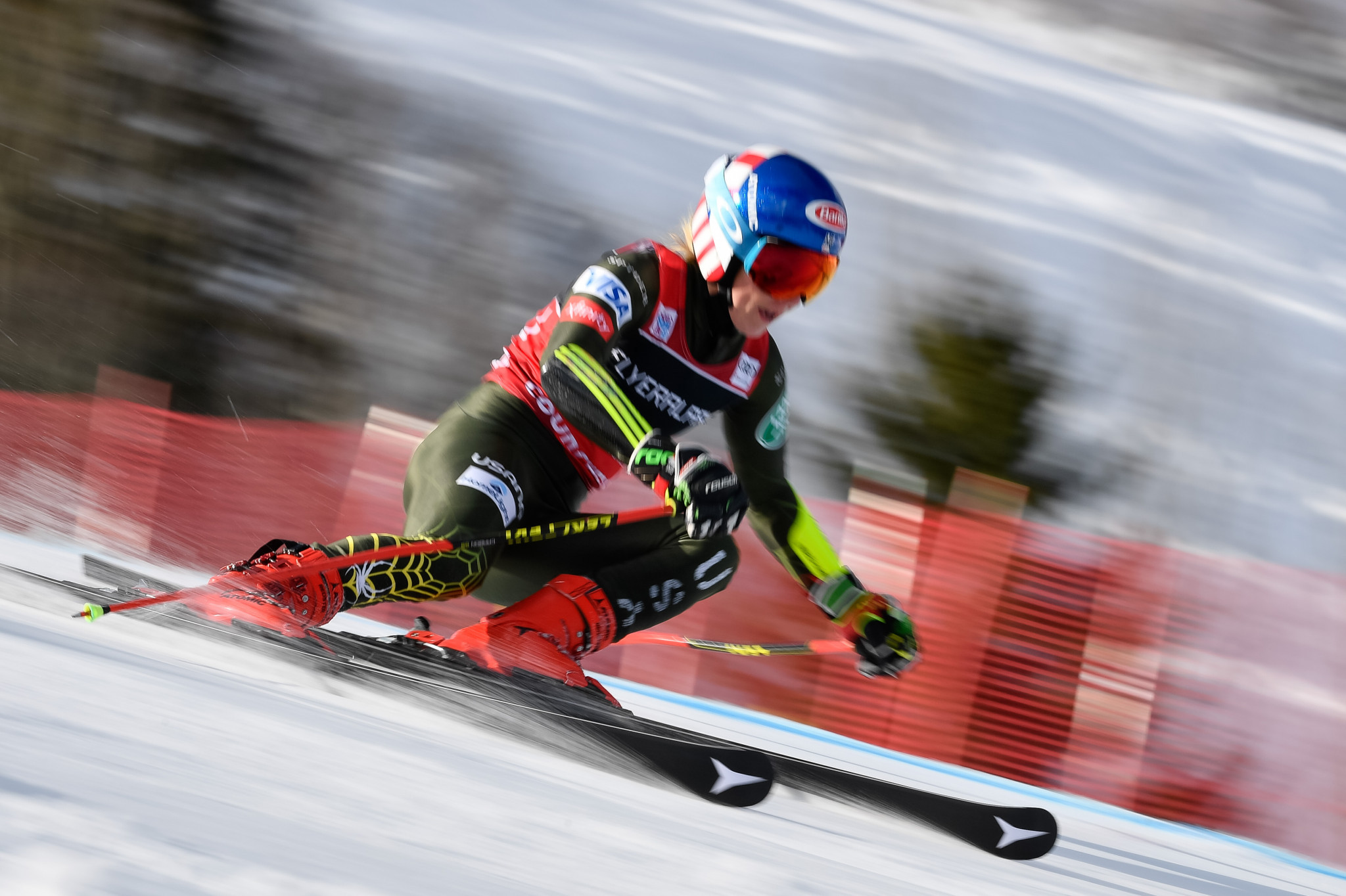 Mikaela Shiffrin will be aiming to rediscover her best form at the FIS Alpine Skiing World Cup in Lienz ©Getty Images