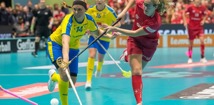 Sweden retain top spot on women's world floorball rankings
