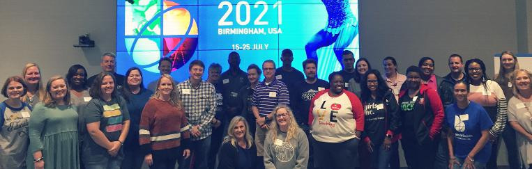"The recent ""Live Healthy, Play Global"" initiative is already making an impact on schoolroom curriculums throughout Alabama ahead of the 2021 World Games ©World Games"