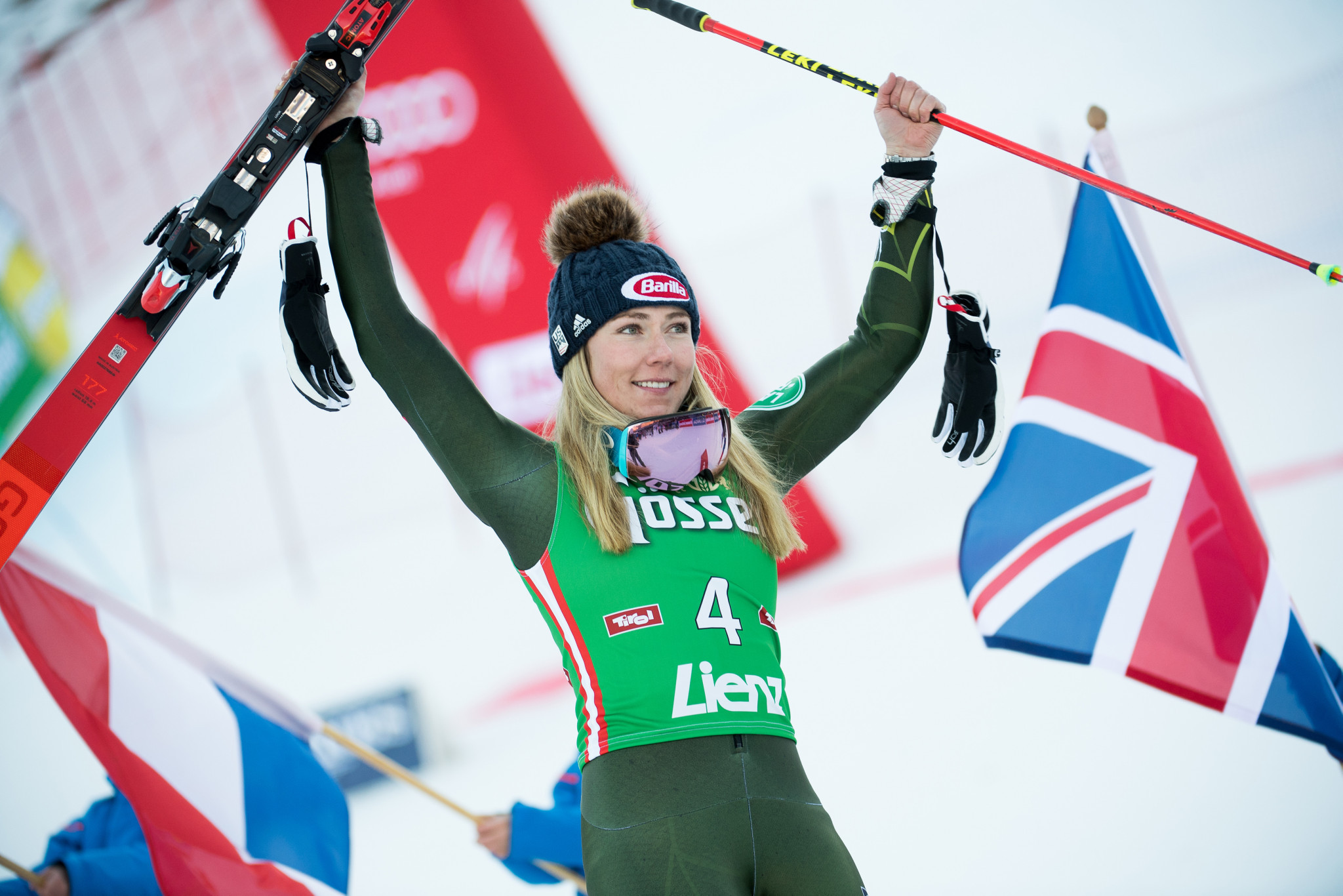 Shiffrin recovers Alpine Skiing World Cup form to move second outright on women's all-time list