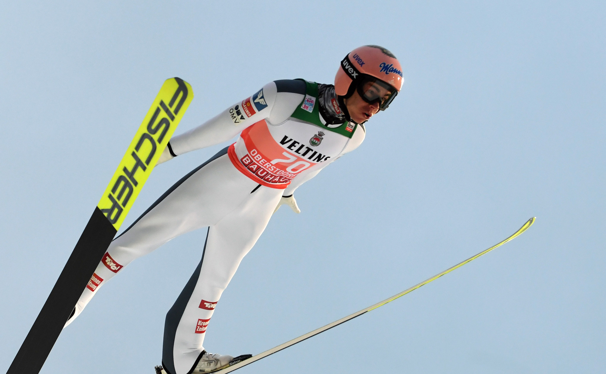 Kraft tops qualifying for Four Hills Tournament opener in Oberstdorf