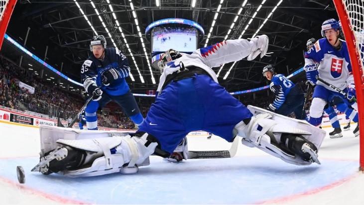 Finland thrash Slovakia at IIHF World Junior Championship