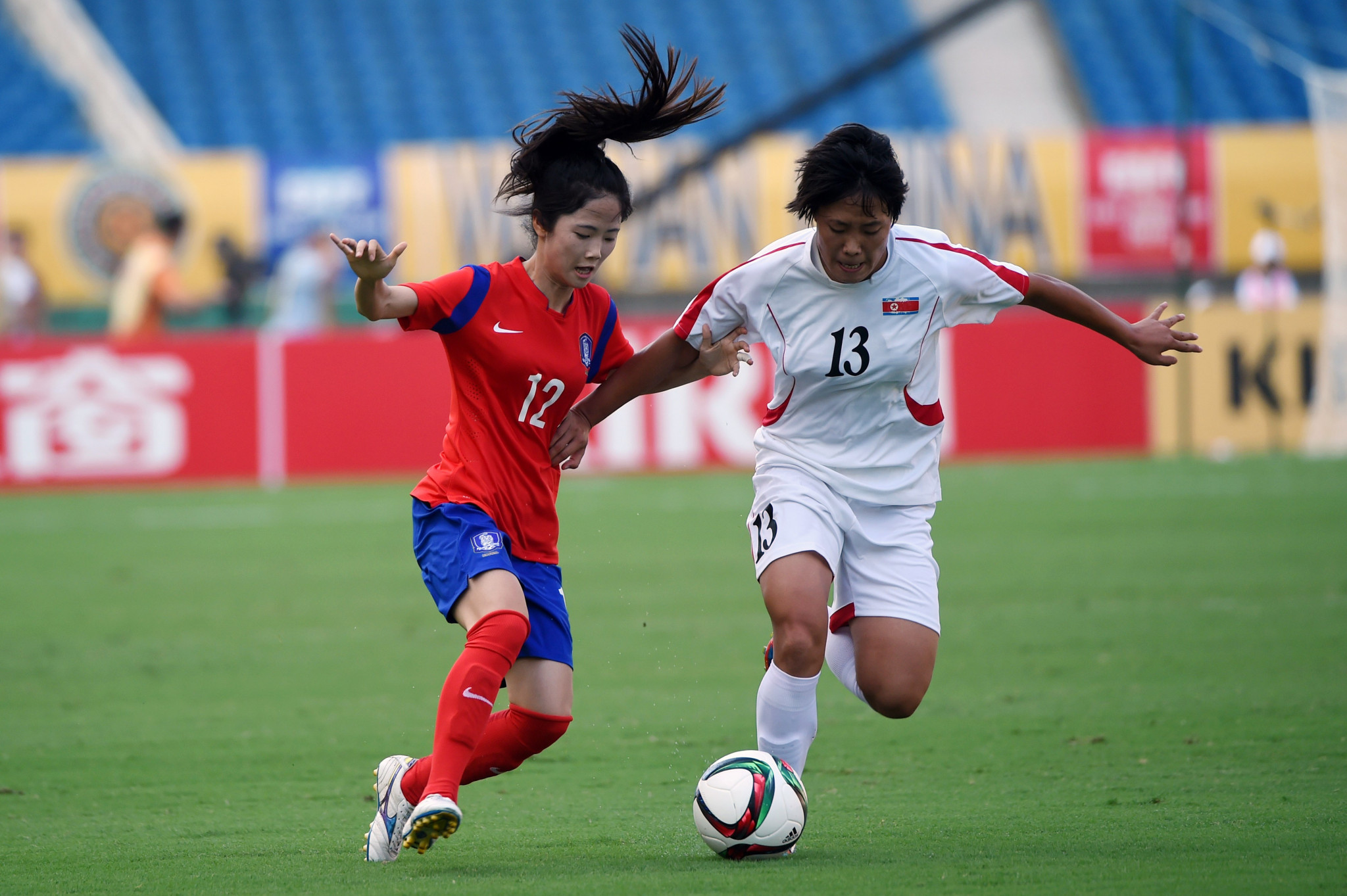 North Korea to boycott women's Olympic football qualifying tournament in South Korea