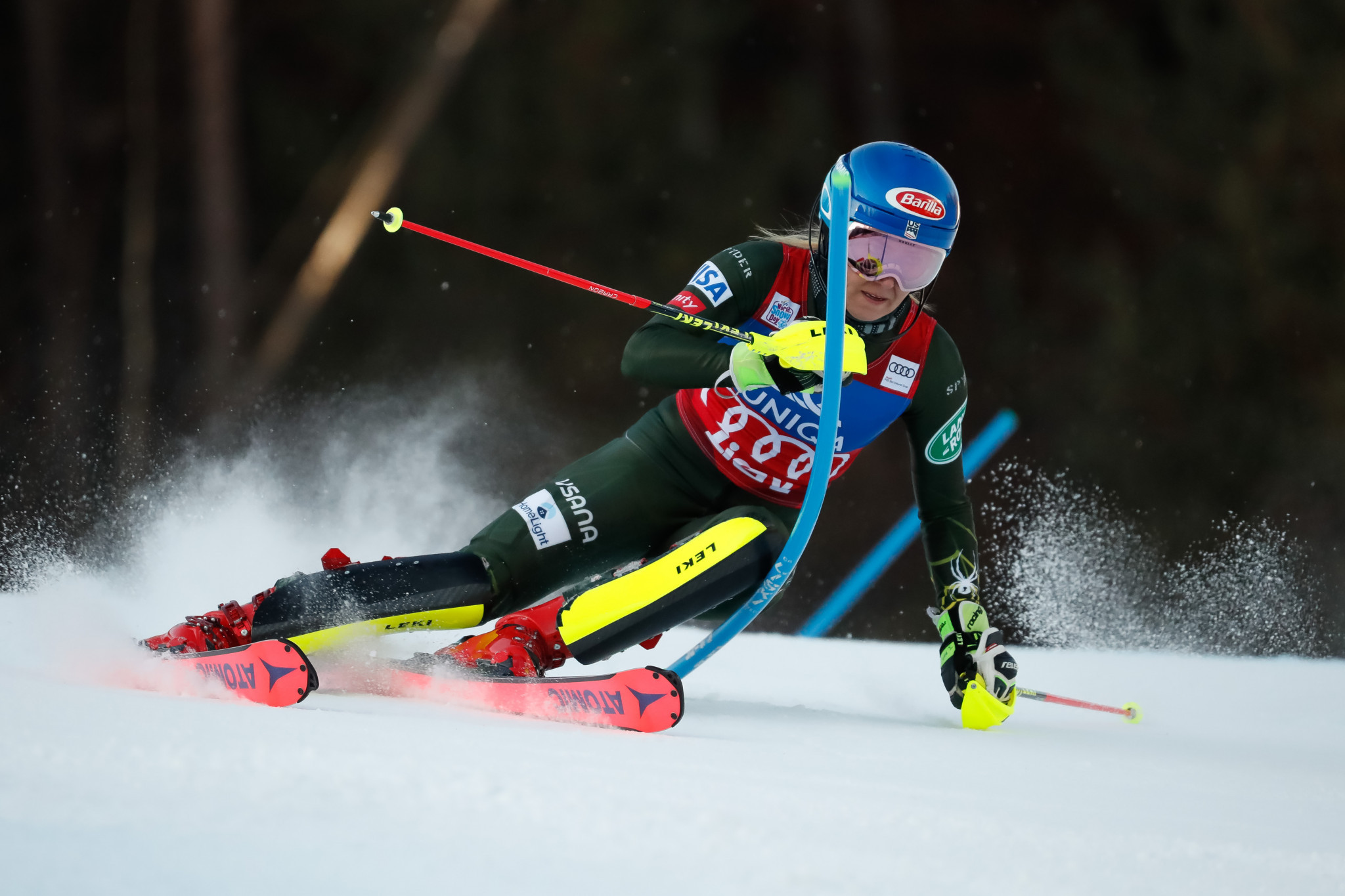 Shiffrin set for competitive return at Levi Alpine Ski World Cup slalom races