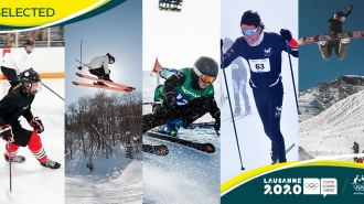 Australia names largest ever Youth Olympic Games team for Lausanne 2020