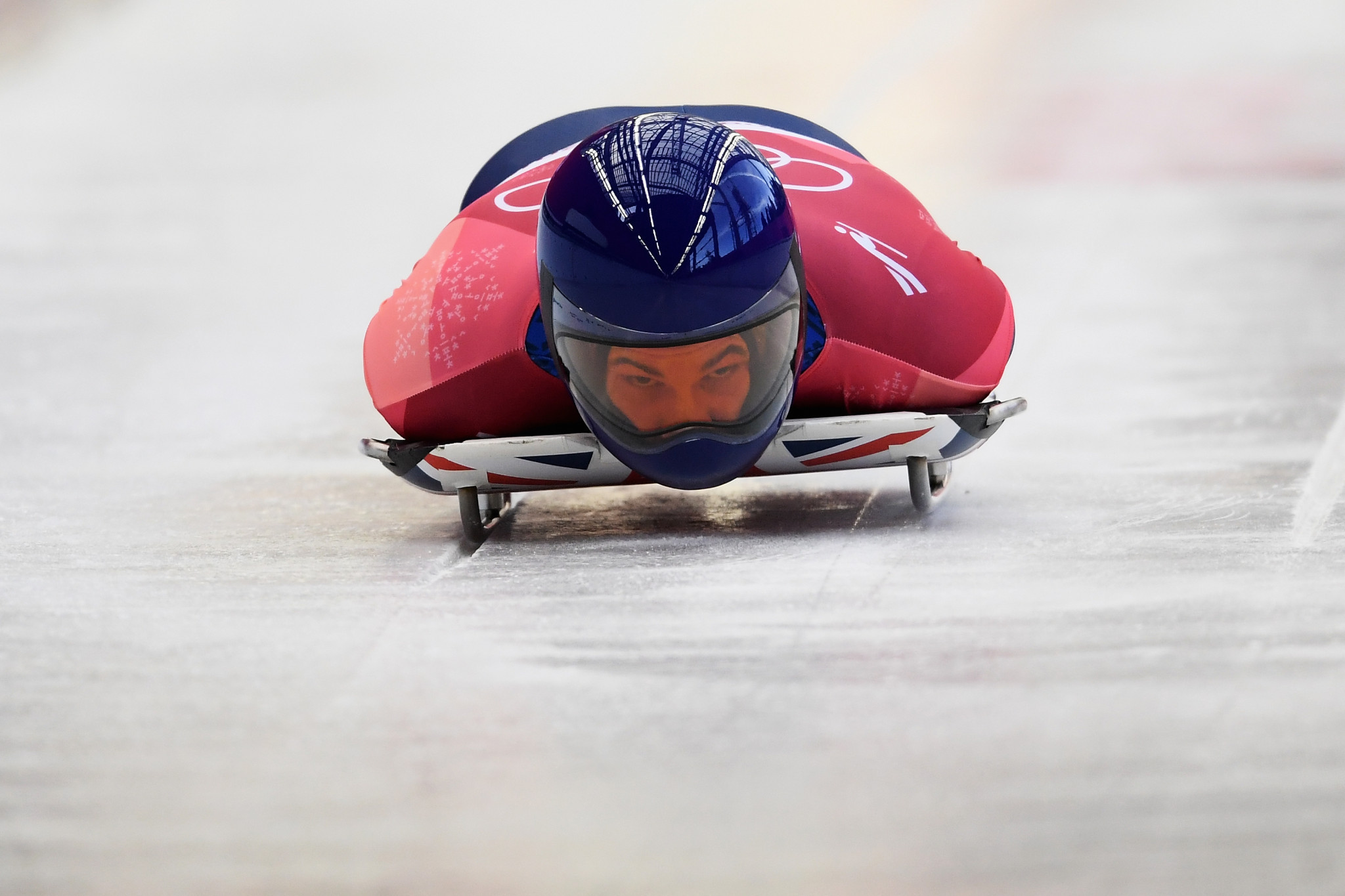 British Olympic medallist calls time on skeleton career