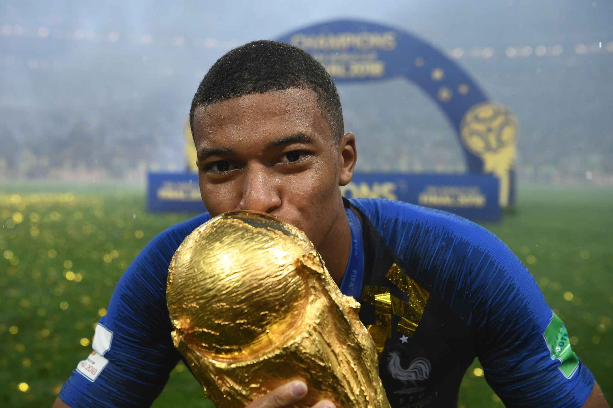 French World Cup winner Mbappe wants to play at Tokyo 2020
