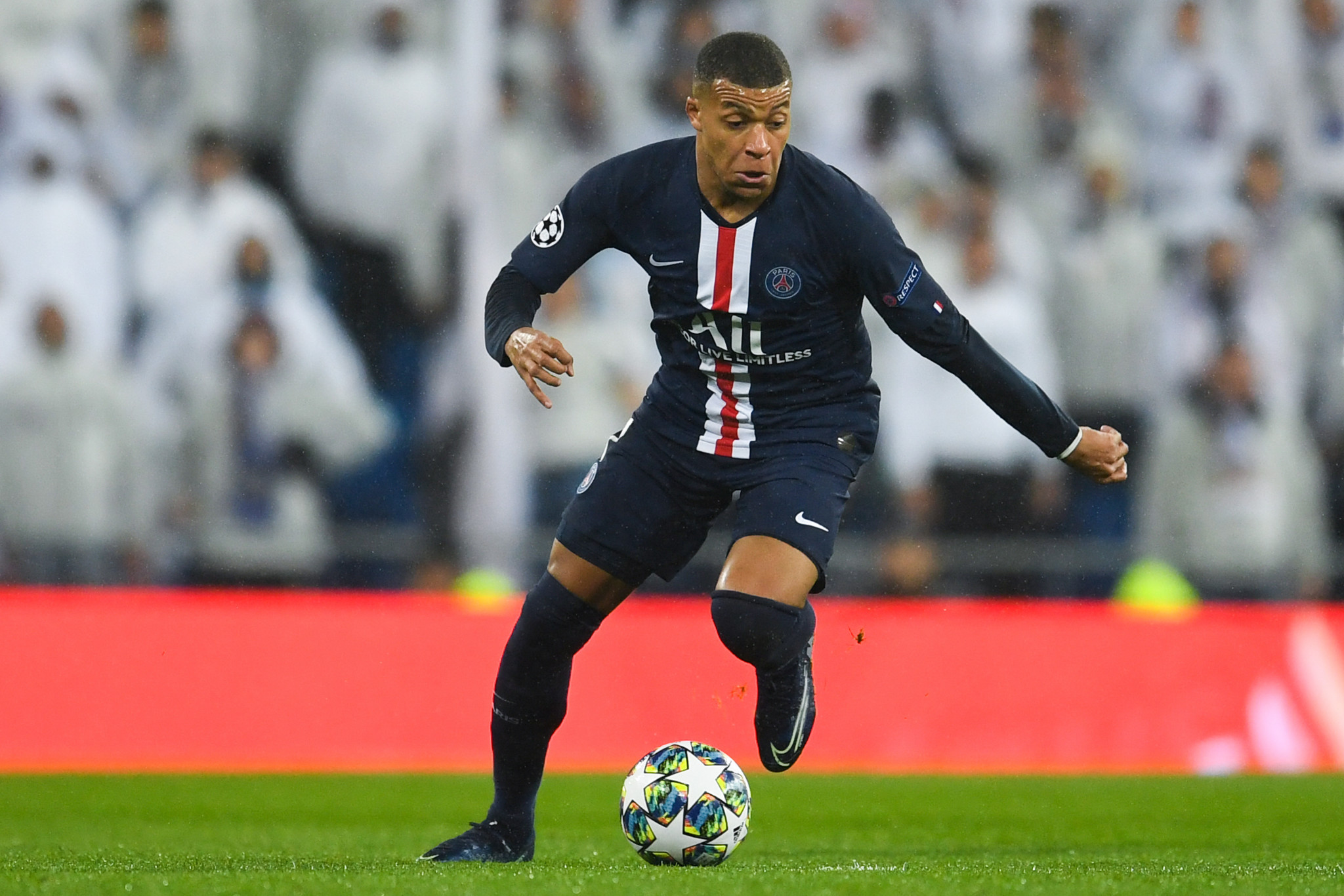 A decision on whether Kylian Mbappe is allowed to play for France at Tokyo 2020 is likely to rest with his club side, Paris Saint-Germain, who paid  €180 million for him ©Getty Images
