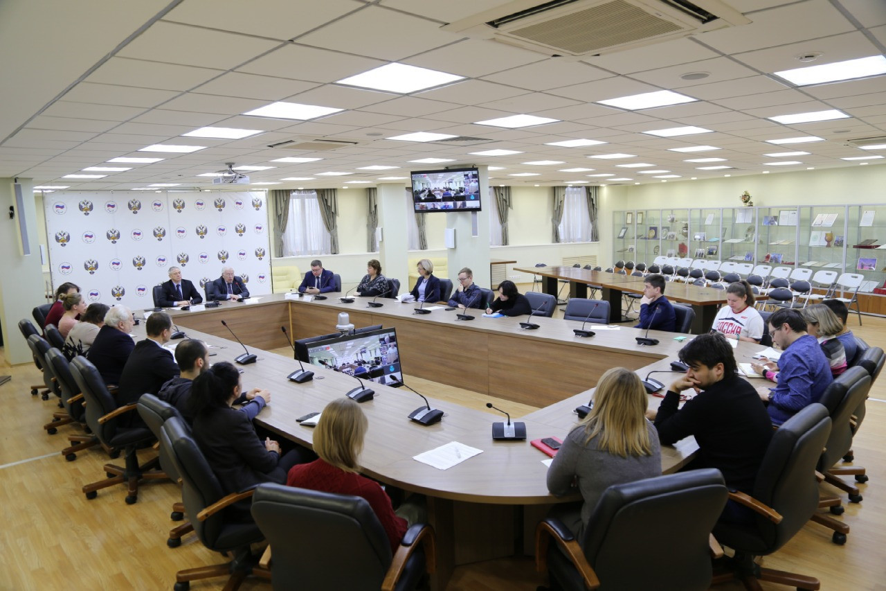 The Russian Paralympic Committee Executive Board met in Moscow today to discuss the implications of WADA's decision to take sanctions against RUSADA, including a ban from Tokyo 2020 ©RPC