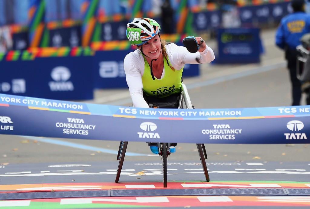 Marathon extraordinaire McFadden among IPC Athlete of the Month nominees for November