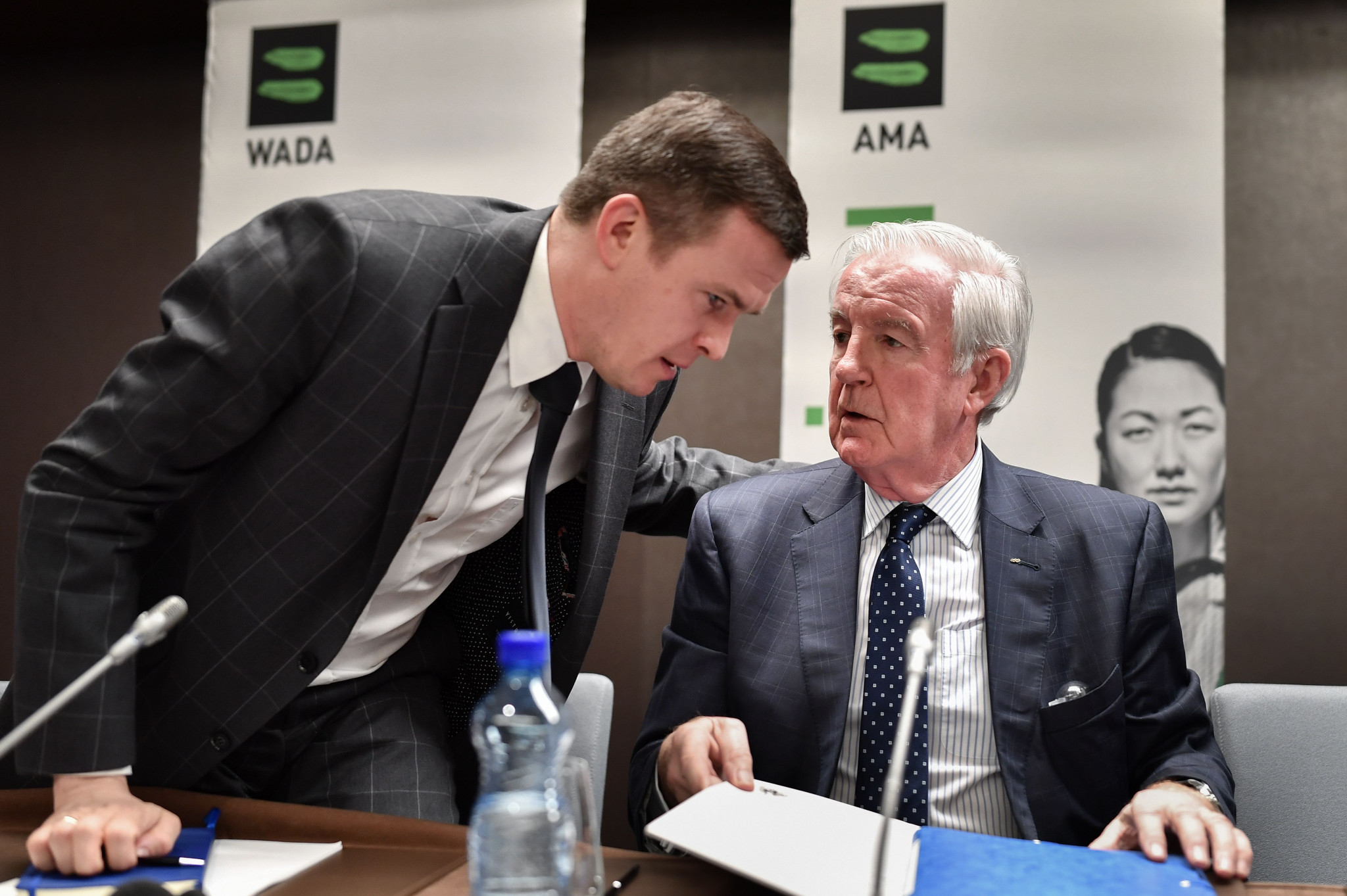 Witold Bańka takes over from Sir Craig Reedie as WADA President from January 1 ©Getty Images